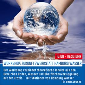 Zukunftswerkstatt Hamburg Wasser
