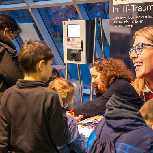 So war unser Aktionstag Fliegen am 21. Februar an der HAW Hamburg