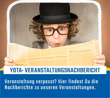 YOTA: Veranstaltungsnachbericht