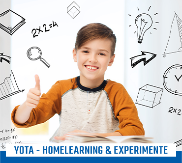 Homelearning & Experimente