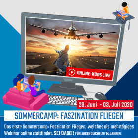 Faszination Fliegen [Online-Kurs]