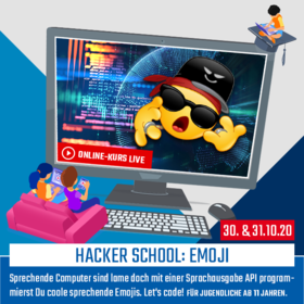 Hacker School: Emoji