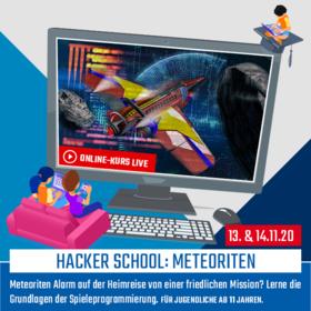 Hacker School: Meteoriten