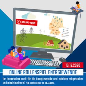 Online Rollenspiel Energiewende
