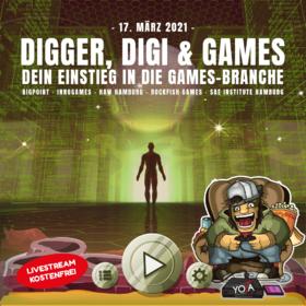 Digger, Digi und Games!