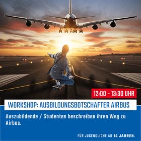 Airbus Ausbildungsbotschafter