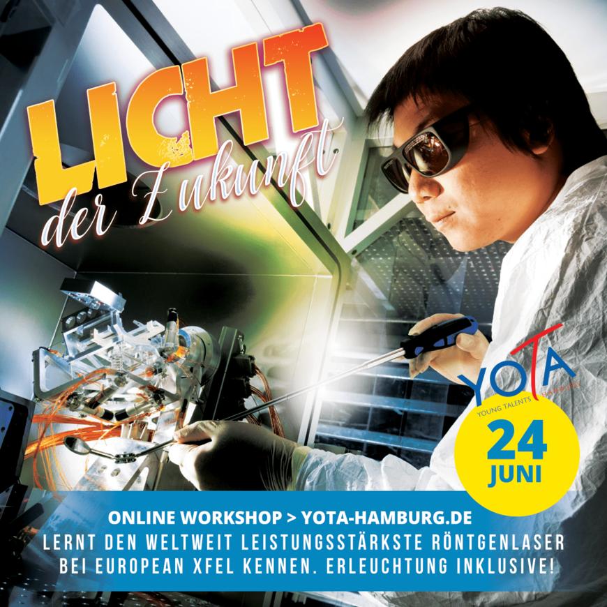 Online-Kurs [LIVE]: Licht der Zukunft | 24. Juni 2021 | 10:00 - 12:00 Uhr