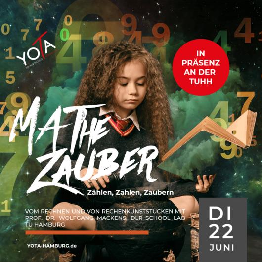 Workshop: Mathe-Zauber I | 22. Juni 2021 | 16:00 - 17:30 Uhr
