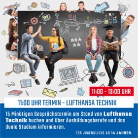 11:00 - Lufthansa Technik