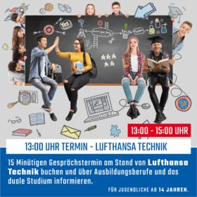 13:00 - Lufthansa Technik