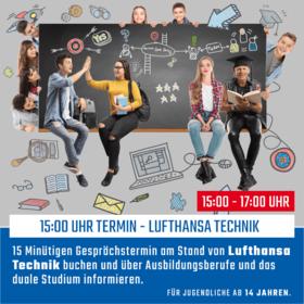 15:00 - Lufthansa Technik