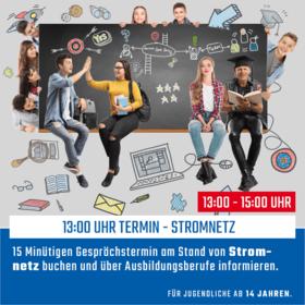 13:00 - Stromnetz