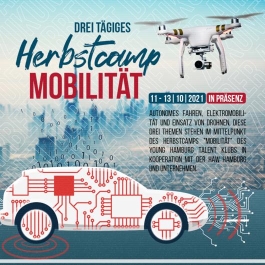 Herbstcamp: Mobilität Vorort | 11. - 13.10.2021 | 10:00 - 14:00 Uhr