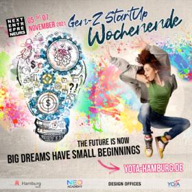 Gen-Z Startup Wochenende