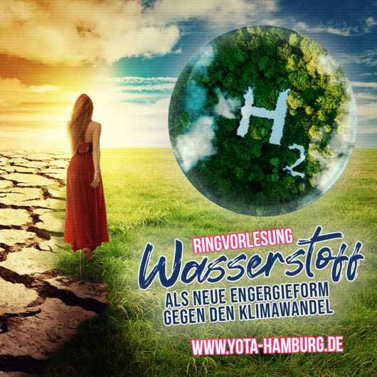 Zukunft der Arbeit: Wasserstoff als neue Energieform   24.11.2021   18:00 - 19:00 Uhr